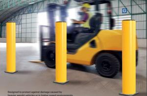 Nuovi bollard A-Safe heavy duty