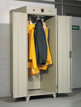 Armadio asciugatura abiti lavoro mistral 18 collini for Stima del costo dell armadio