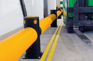 iFlex Single Traffic Barrier