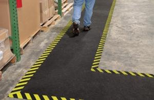 Nuovo tappetino adesivo PIG® Grippy® Safety Borders